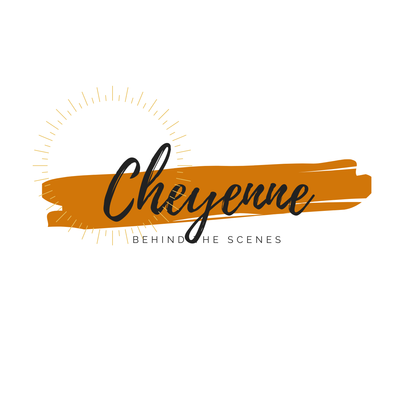 Cheyenne Behind the Scenes